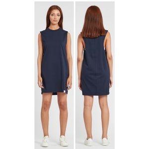 Adidas | Xbyo Elong Black Tank Dress